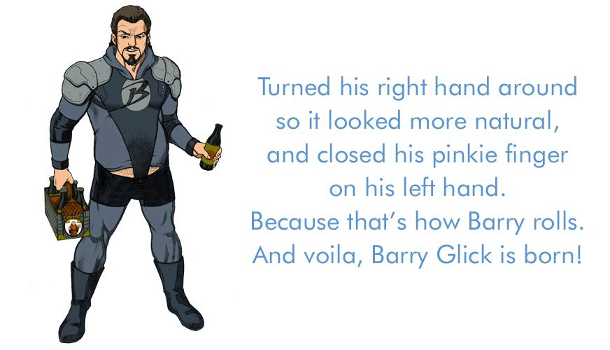 Barry Slide – 5